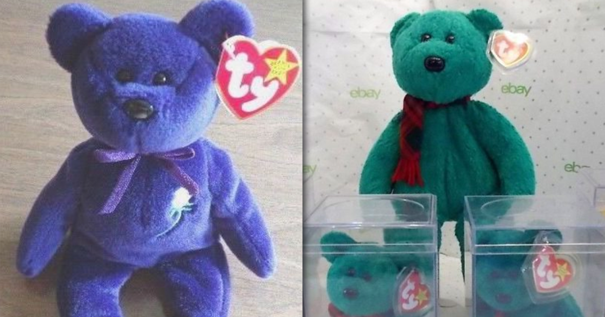 The Beanie Babies You Might Still Own That Are Worth a Ton of Money 6ad168decaa