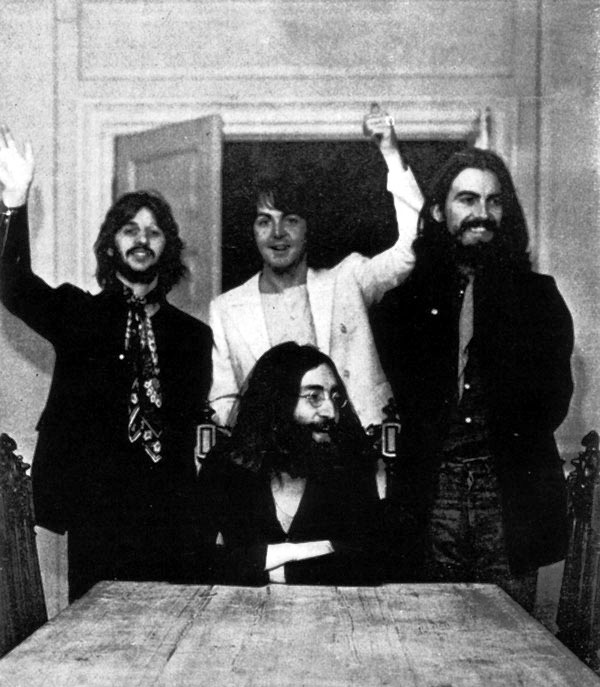 Beatles - Last Picture All Together