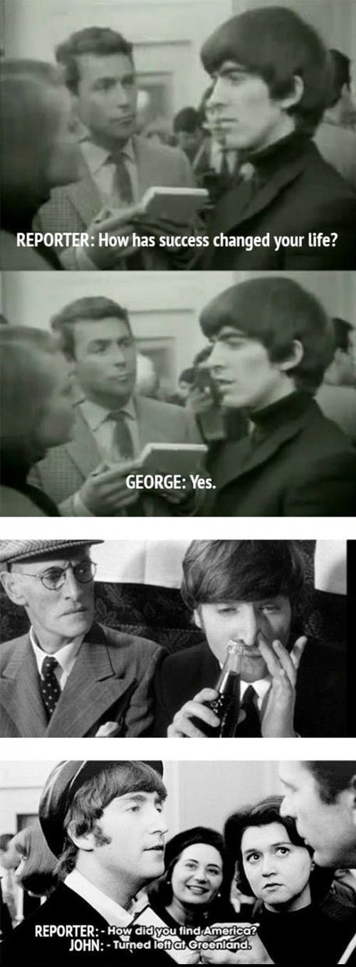 Beatles Quotes - 01