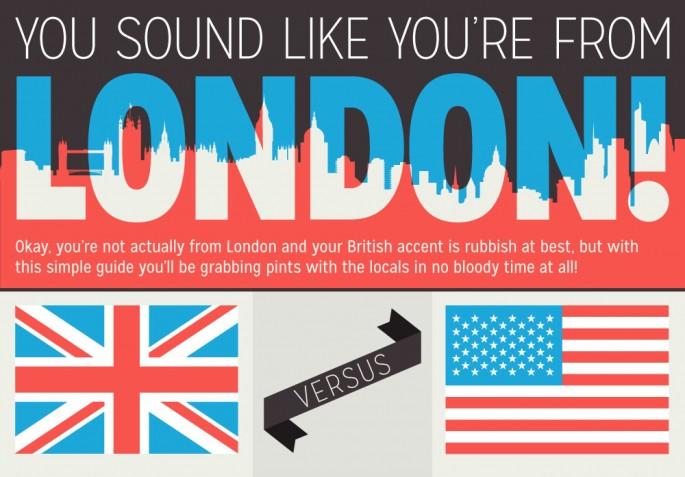 Brits Americans English 1b
