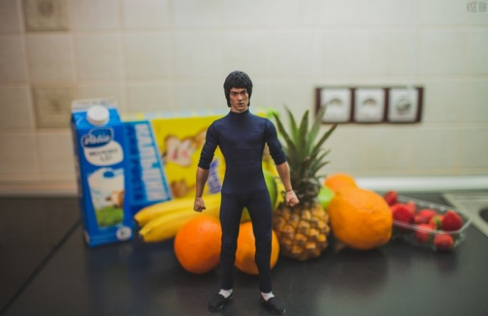 Bruce Lee Breakfast - 01