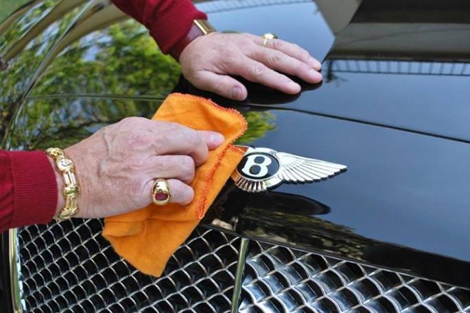 Burying a Bentley - 04