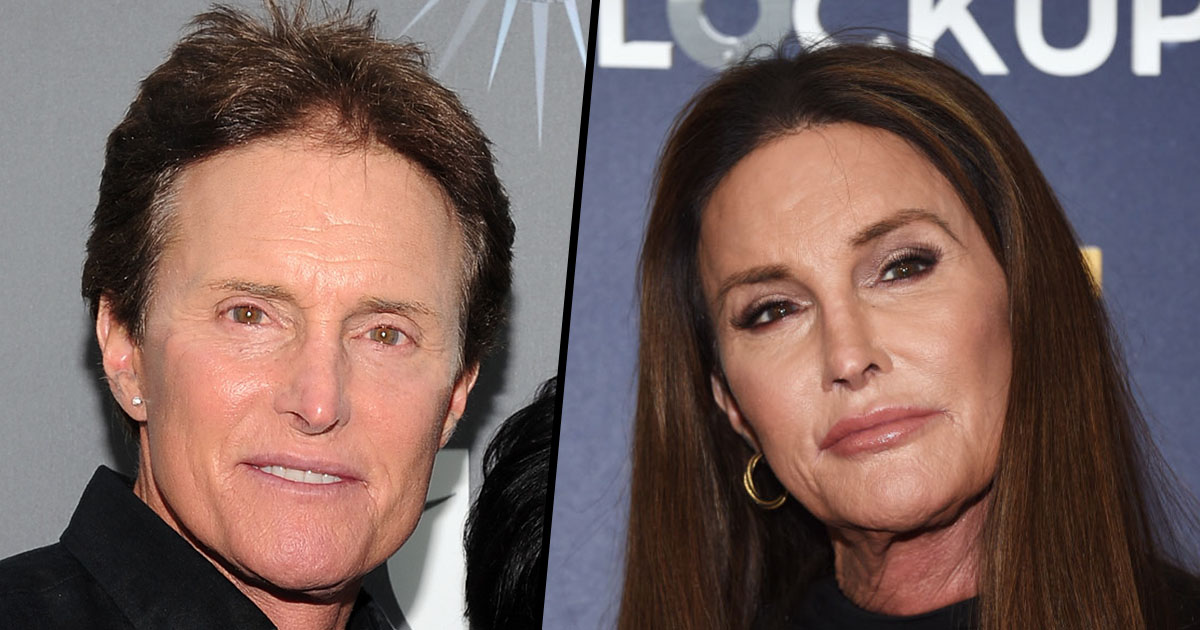 Caitlyn Jenner Posts Her 10 Year Challenge On Instagram