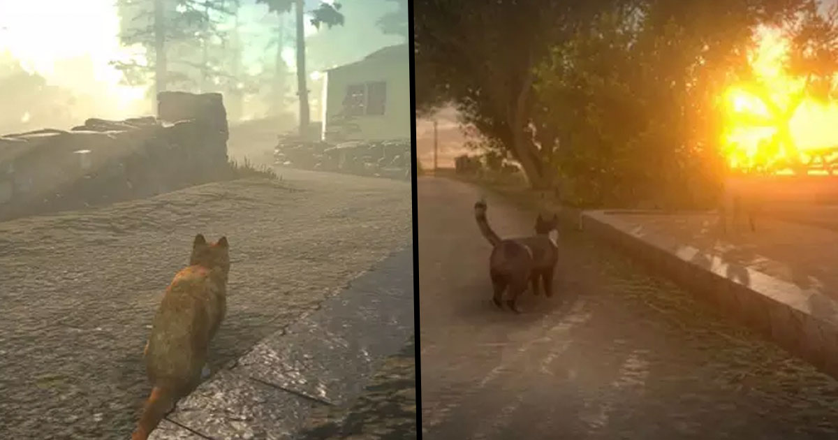 Open World Game Lets You Solve Mysteries as a Gang of Cats | 22W
