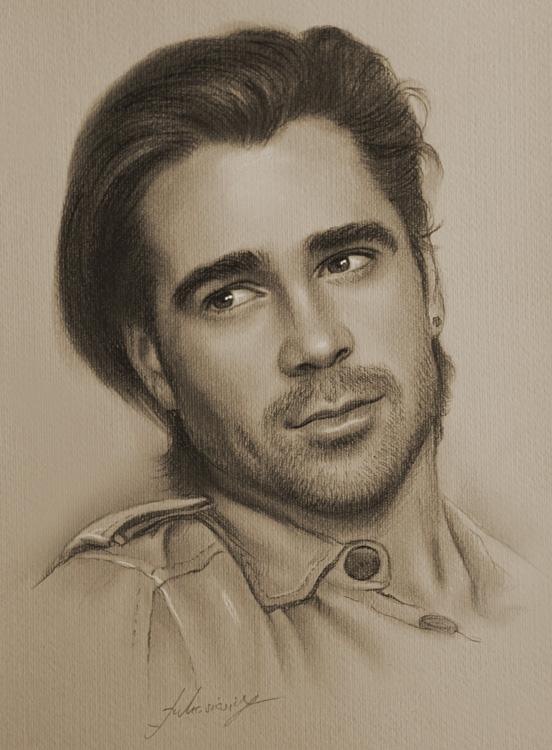 21 Remarkable Pencil Portraits Of Celebrities 22 Words