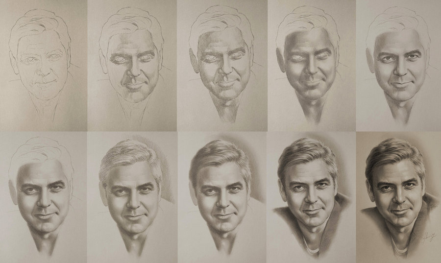 Tag: celebrity pencil drawing portraits - Drawing Pencil ...