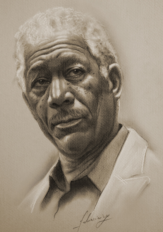 21 Remarkable Pencil Portraits Of Celebrities 22 Words