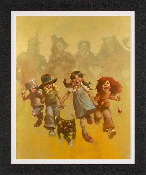Children's imagination, by Craig Davidson - 02