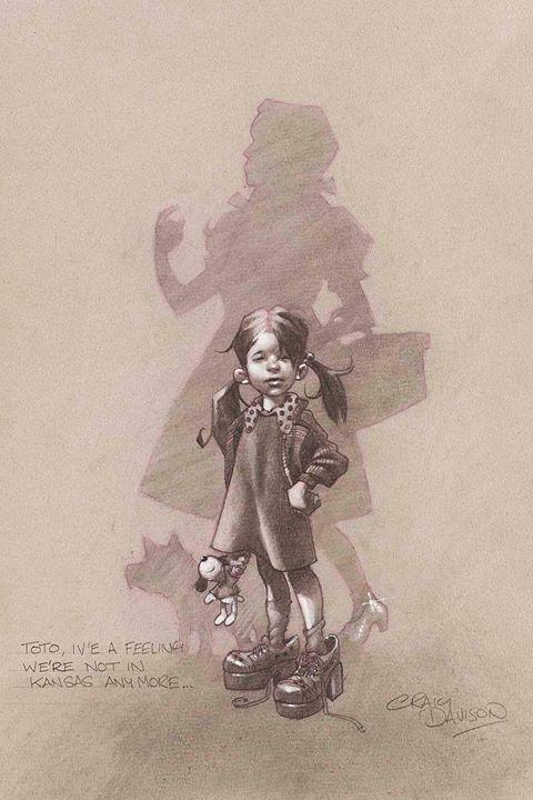 Children's imagination, by Craig Davidson - 03
