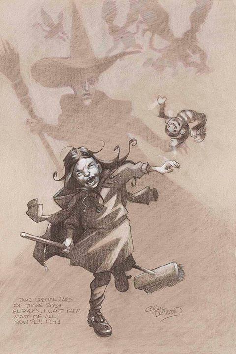 Children's imagination, by Craig Davidson - 05