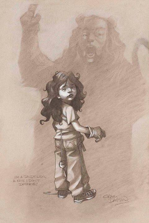 Children's imagination, by Craig Davidson - 07