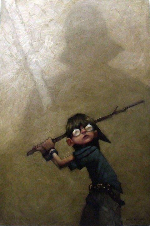 Children's imagination, by Craig Davidson - 15
