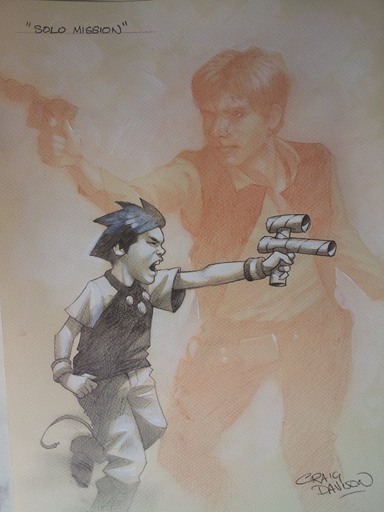 Children's imagination, by Craig Davidson - 19