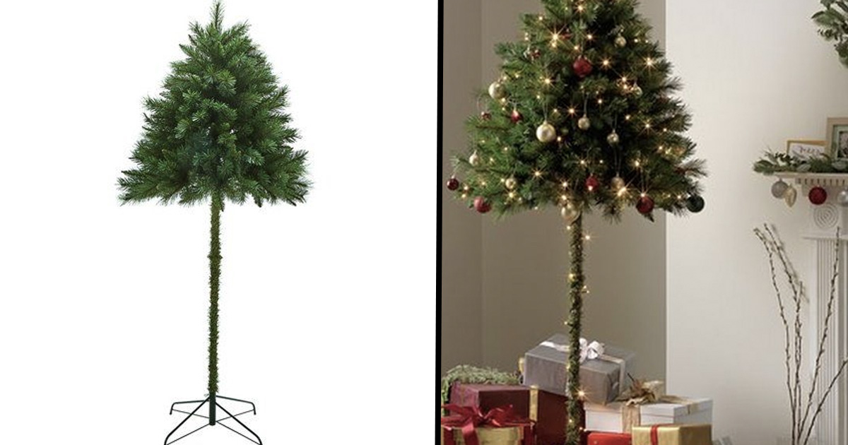 You Can Now Buy Half Christmas Trees for Misbehaving Cats | 22 Words