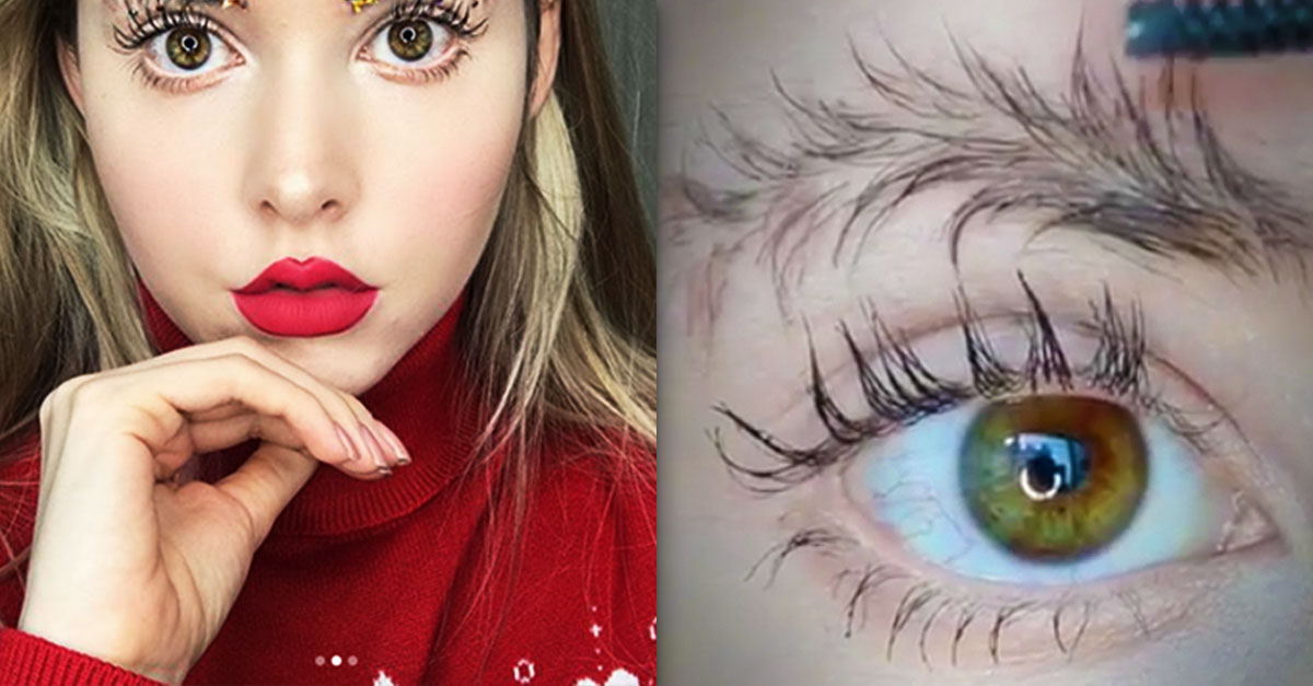 Christmas Tree Eyebrows: the New Holiday Trend Is Here and ...
