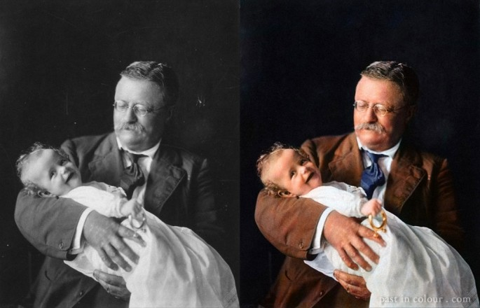 Colorized Historical Photos - 20