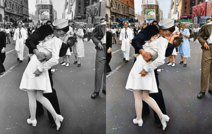 Colorized Historical Photos - 27