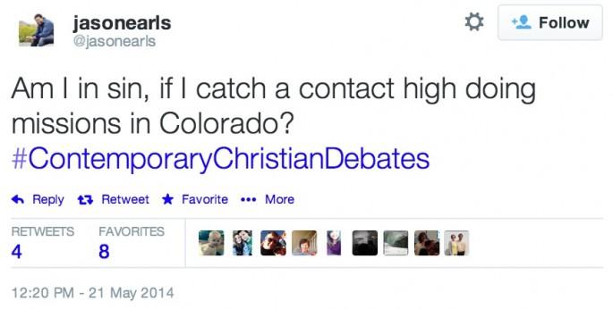 Contemporary Christian Debates 03