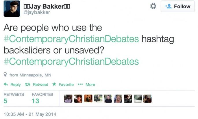 Contemporary Christian Debates 04