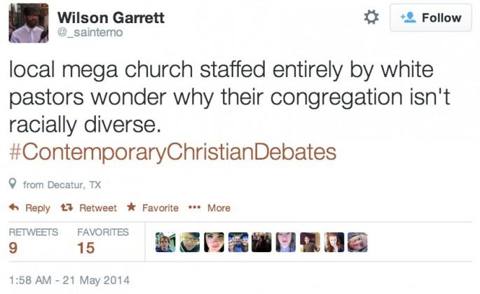 Contemporary Christian Debates 07
