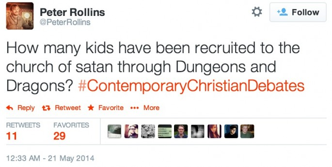 Contemporary Christian Debates 08
