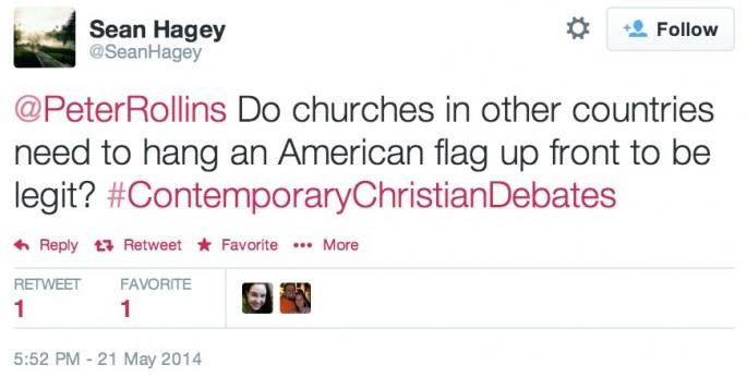 Contemporary Christian Debates 09