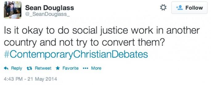 Contemporary Christian Debates 10