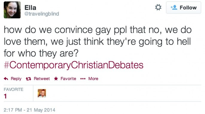 Contemporary Christian Debates 12