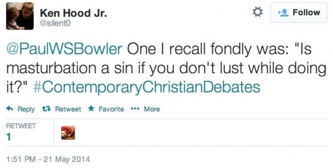 Contemporary Christian Debates 13