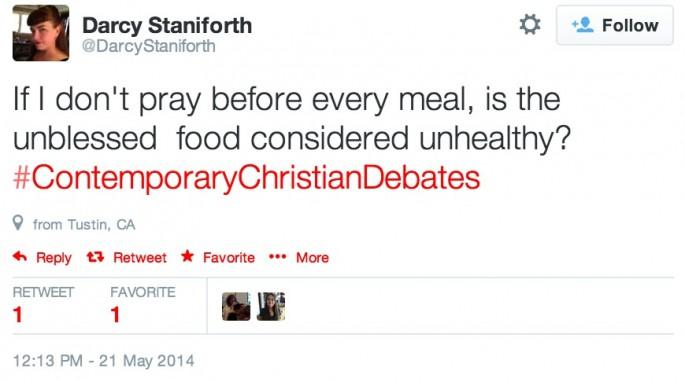 Contemporary Christian Debates 14