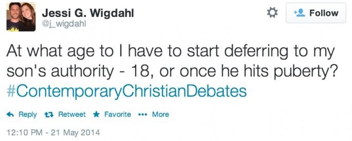 Contemporary Christian Debates 15