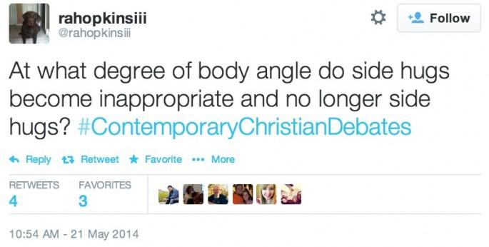 Contemporary Christian Debates 19