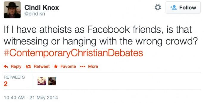 Contemporary Christian Debates 20