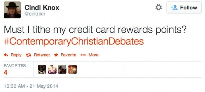 Contemporary Christian Debates 21
