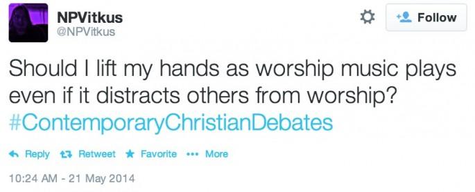 Contemporary Christian Debates 22