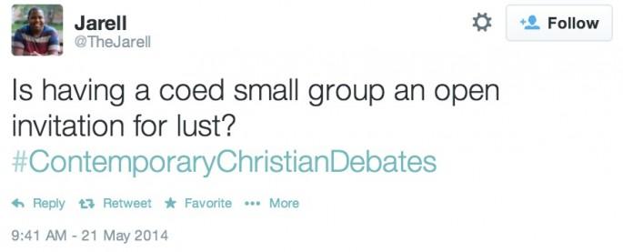 Contemporary Christian Debates 23