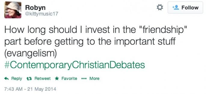 Contemporary Christian Debates 24