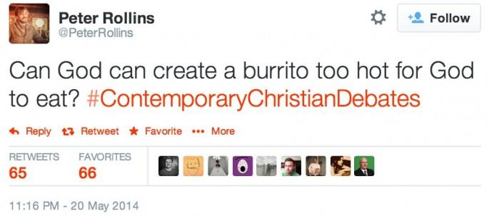 Contemporary Christian Debates 28