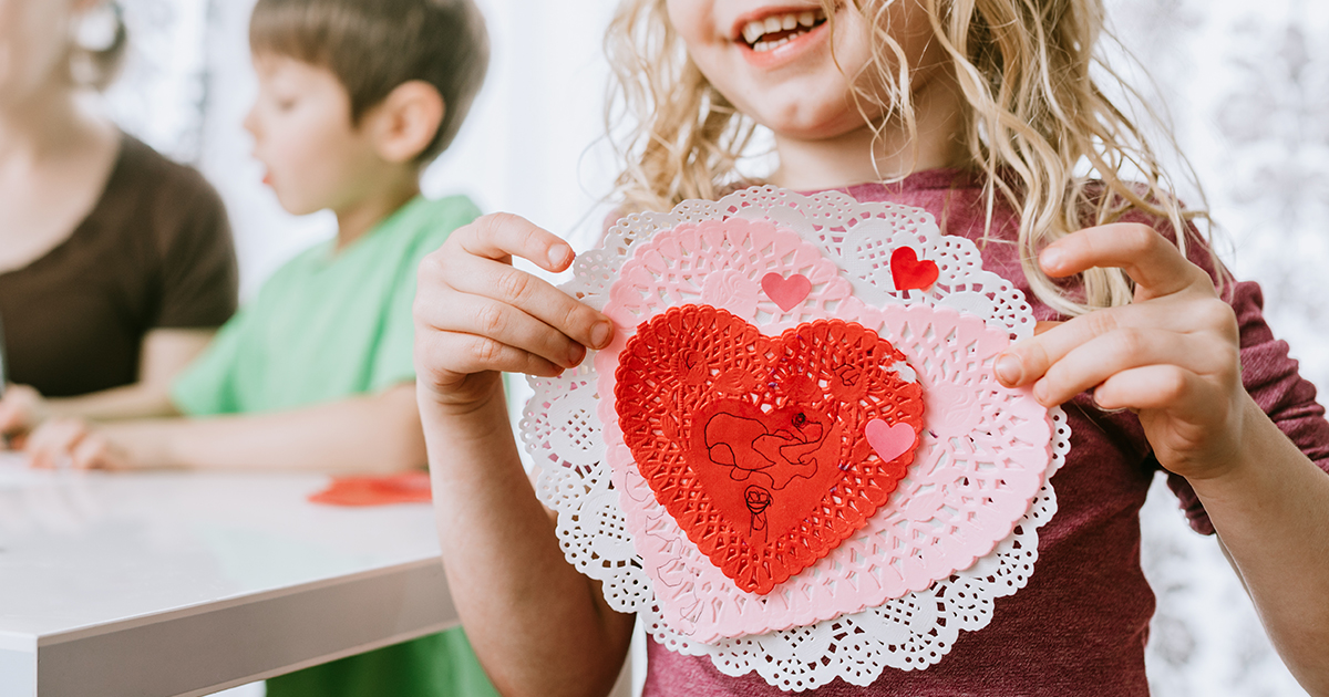 cute and easy valentine u0026 39 s day crafts you can make with