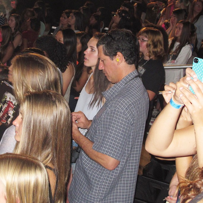 Dads at a One Direction Concert - 02