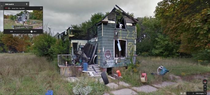 Detroit Deterioration - 04 2013
