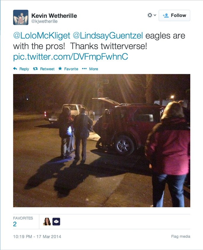 Eagles Fight Tweets 7