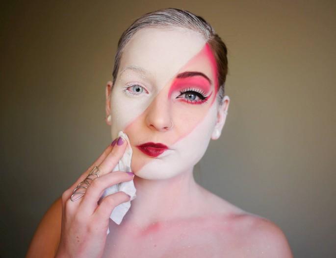 Elsa Rhae's Make-up Characters - 07