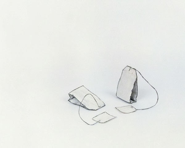 Everyday objects as sketches - 04