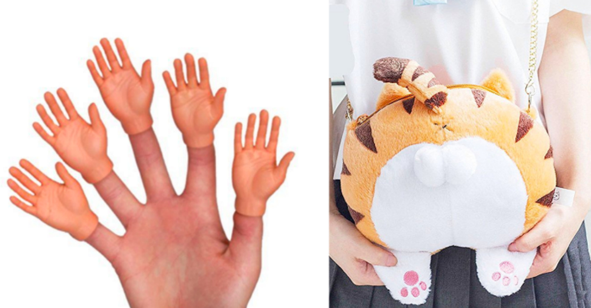 Of The Weirdest Things On Amazon That Youll Actually Want And  That Will Just Terrify You  Words