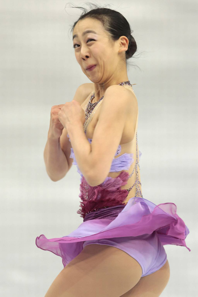 Faces of Figure Skaters - 05