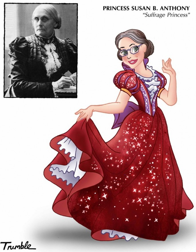 Female Role Models as Disney Princesses - 10