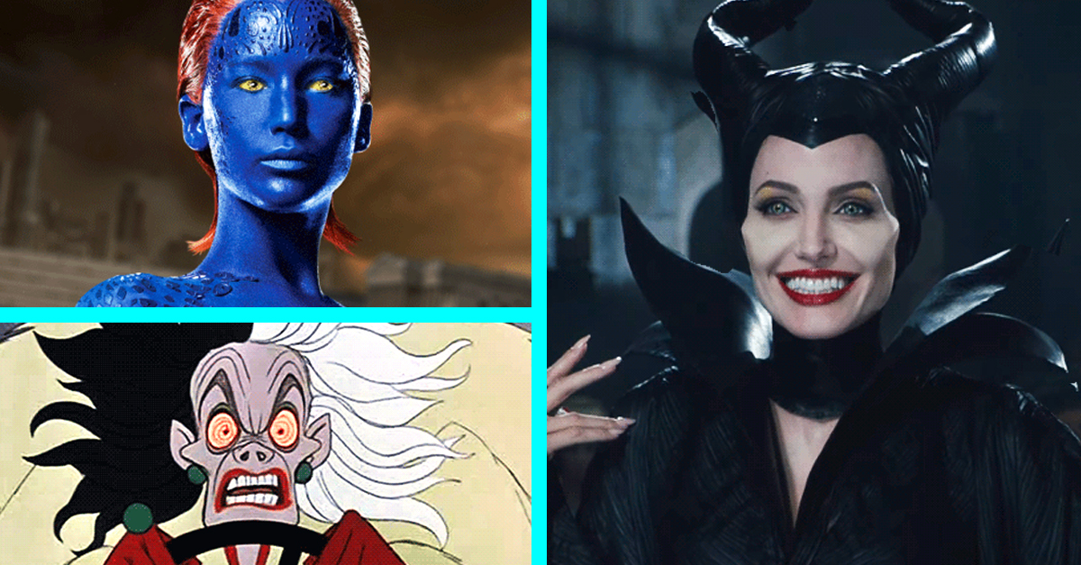 The 20 Most Badass Female Movie Villains in Pop Culture