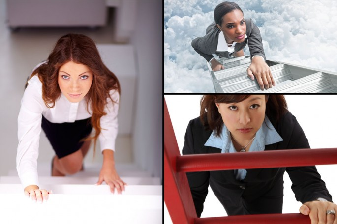 Feminism in Stock Photography - 06