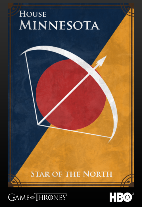 """Do you like your state's """"Game of Thrones"""" sigil? [55 pics]   22 Words"""